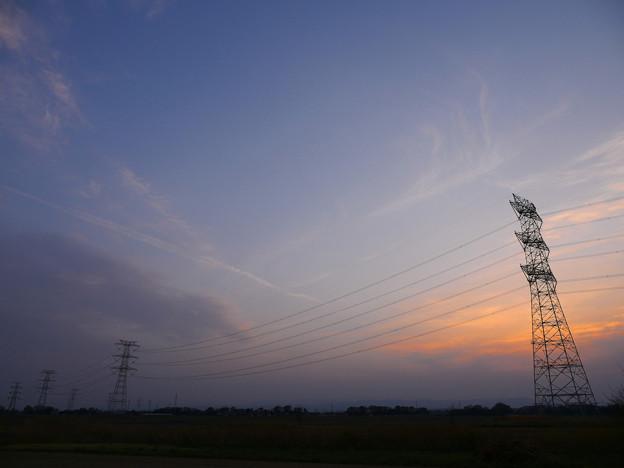 Photos: 送電線