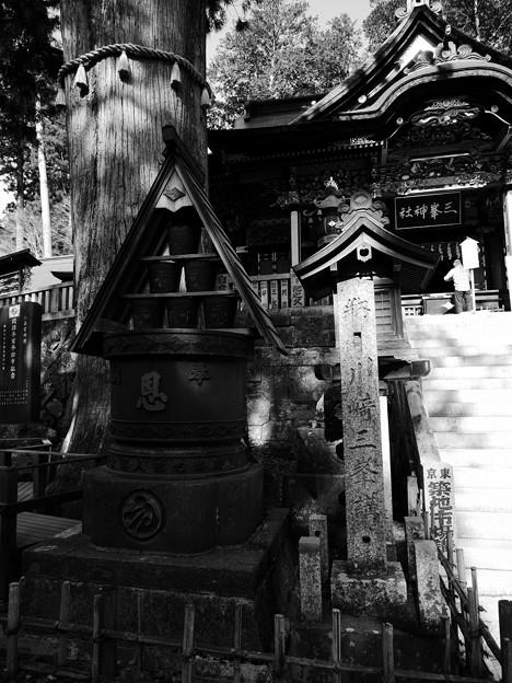 写真: 三峯神社