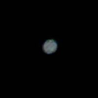 写真: これでも木星なんです