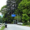 西原の一宮神社に接近