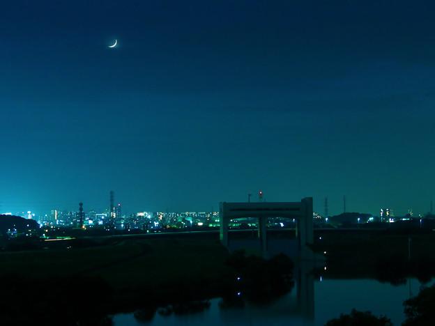 月齢1.9~極細の月