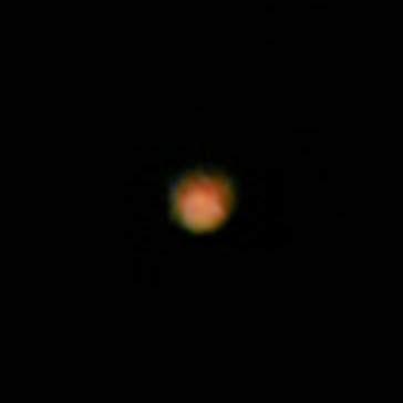 火星最接近1