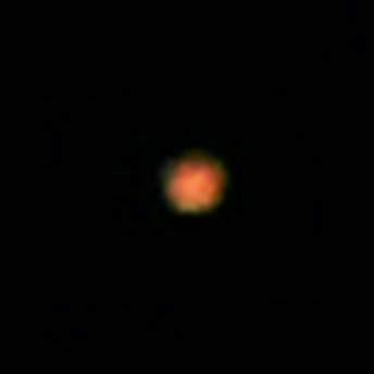 火星最接近2