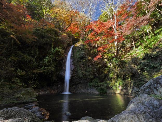 秩父華厳の滝2