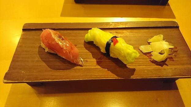 ツギハギ寿司
