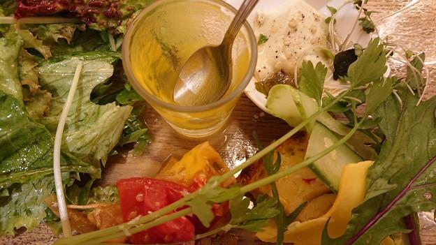 島根食材を取り入れた前菜5種盛り