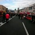 写真: 十日恵比須大祭駅前1