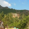 夏登山 赤岳2 硫黄岳 横岳 赤岳展望