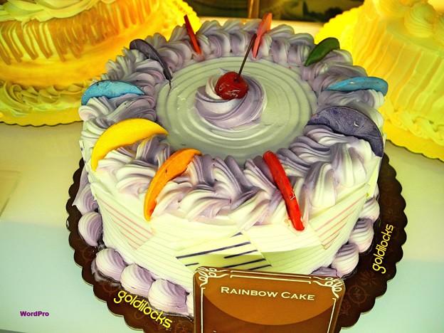写真: ショートケーキ