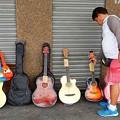写真: 楽器売り