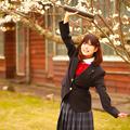 写真: 祝卒業