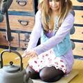写真: 昭和風景と平成少女4