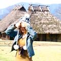 写真: 昭和風景と平成少女5
