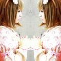 写真: Twin sisters
