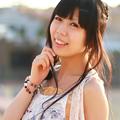 Photos: 夕焼け彼女