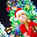 写真: クリスマスソング