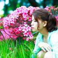 Photos: 花の紅