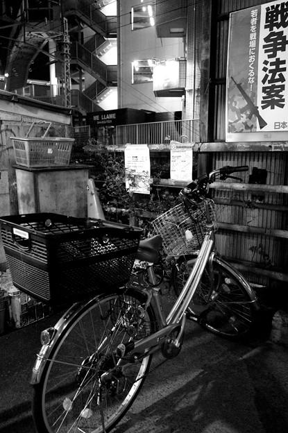 Photos: 溝ノ口西口飲み屋街にて