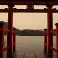 Photos: 芦ノ湖を背にパシャ・ポイント
