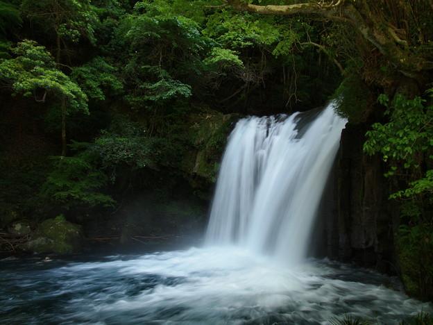 写真: 初景滝