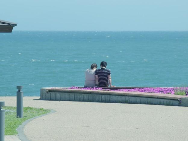 ふたりの海原