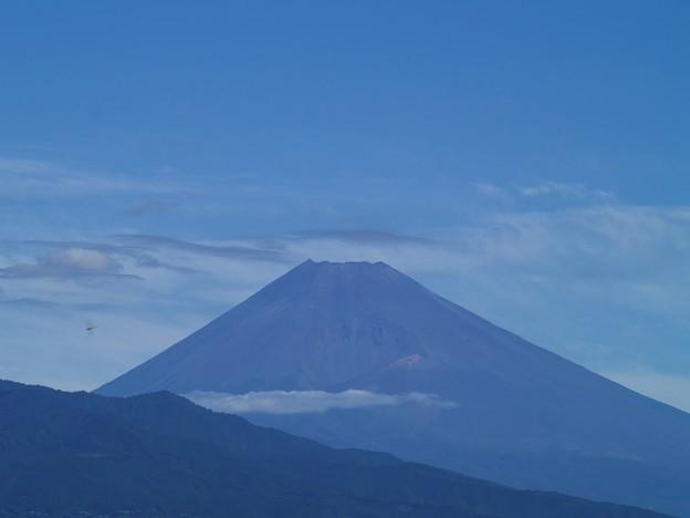 富士のお山~伊豆北から