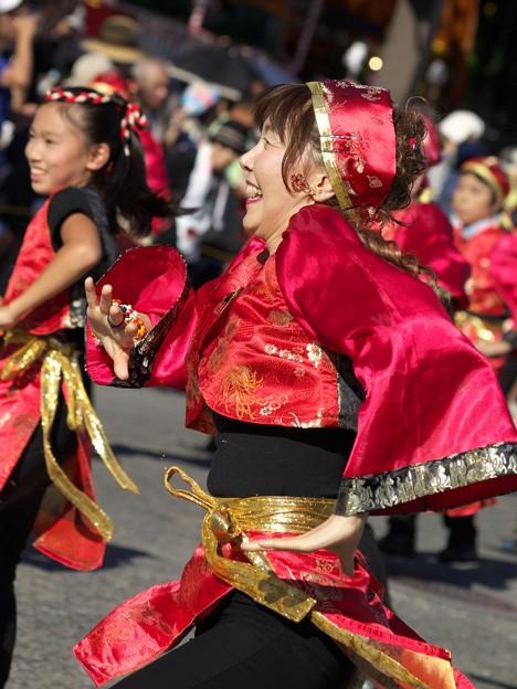 元祖・三島サンバの舞