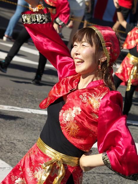 三島サンバパレード元祖の舞