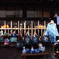 Photos: 和装店にもハロウィーン