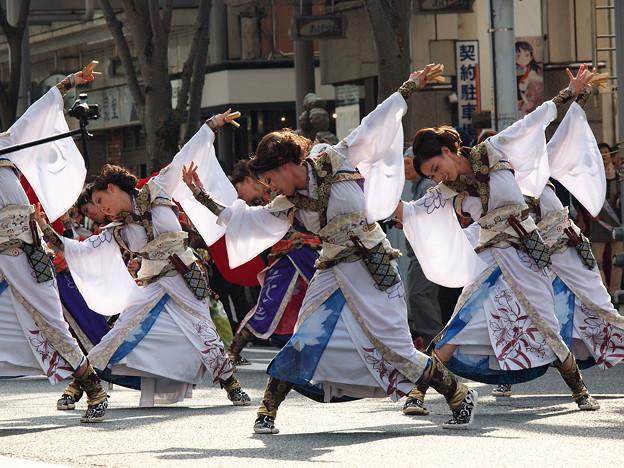 よさこい東海道 2018~前日祭に舞う -c