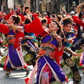 Photos: よさこい東海道 2018~前日祭に舞う -d