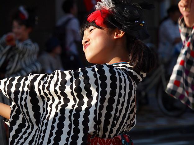 よさこい東海道2018~キュートな横顔