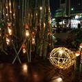 Photos: みしま竹あかり、今年も灯りました