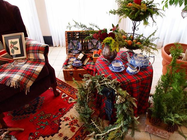 西洋館のクリスマス2018~イギリス館 -c