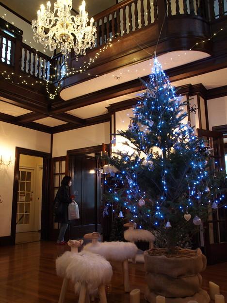 西洋館のクリスマス2018~山手111番館 -d