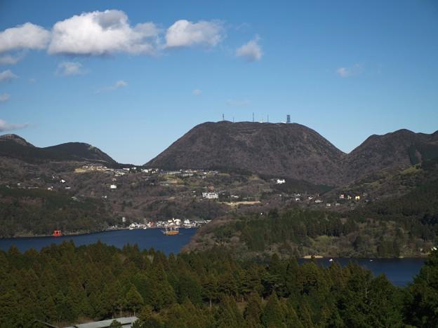 箱根の山は天下の険
