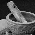 Photos: 杵と石臼