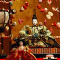 Photos: 雛壇の雅