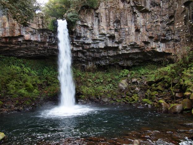 萬城の滝now