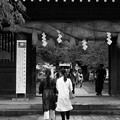 Photos: 参道を歩む