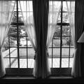 Photos: 窓の外