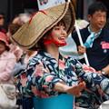 農兵節パレード~女優・中西美帆さん