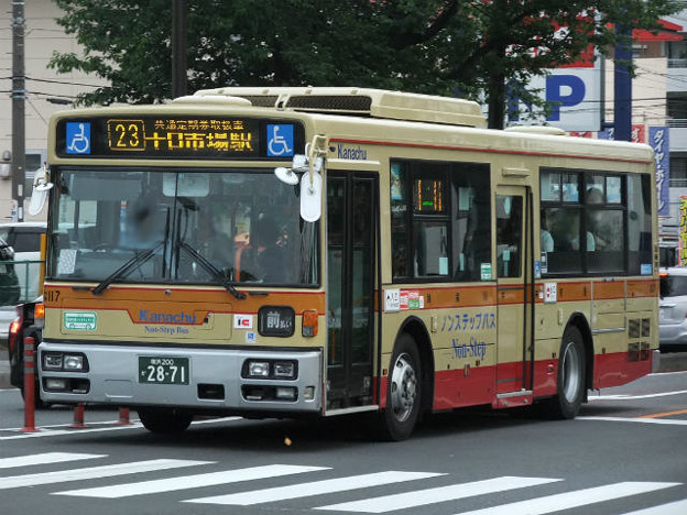 【神奈川中央交通】 や117