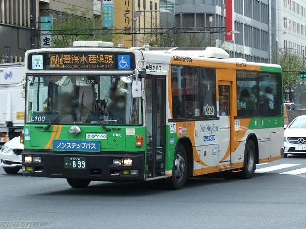 【都営バス】 L-L100