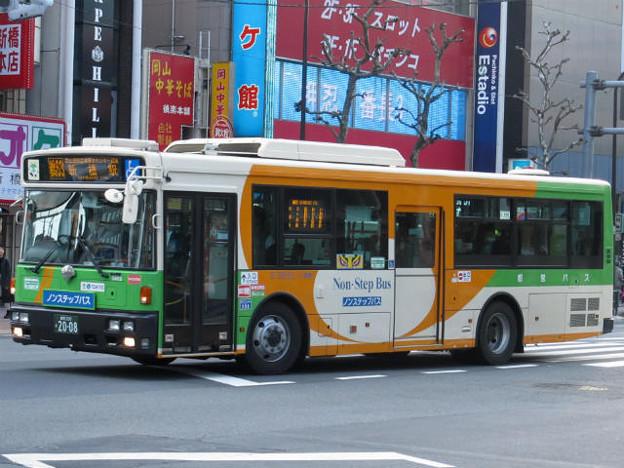 【東京都交通局】 E-S653