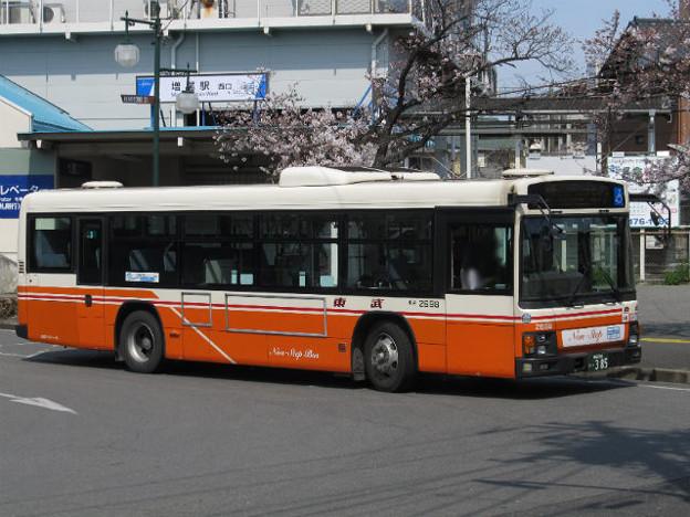 【東武バスイースト】 2698号車