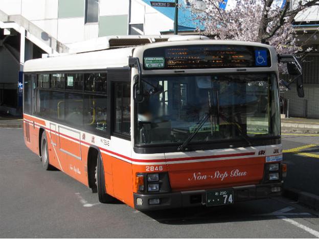【東武バスイースト】 2848号車