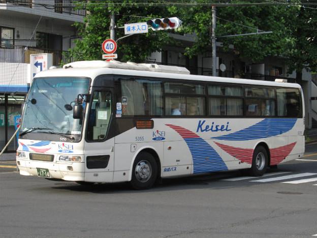 【京成バス】 5355号車