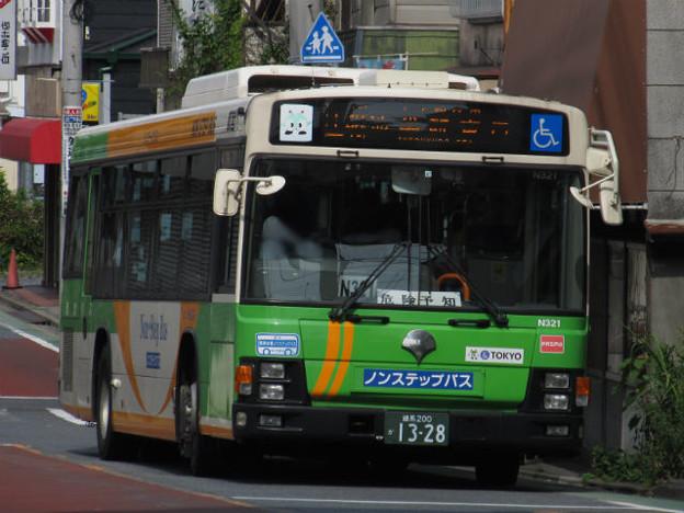 【都営バス】 N-N321