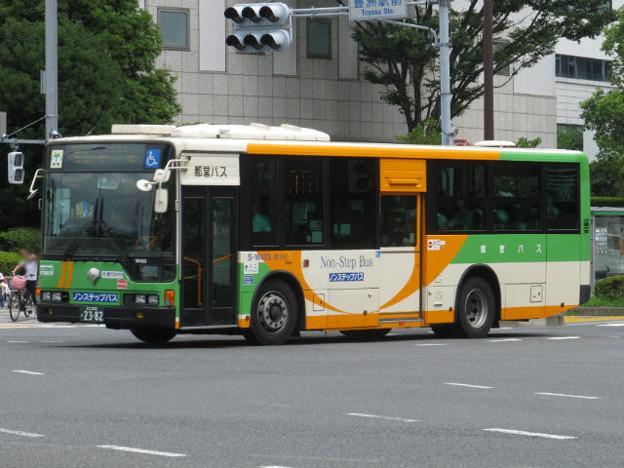 【都営バス】 S-W403